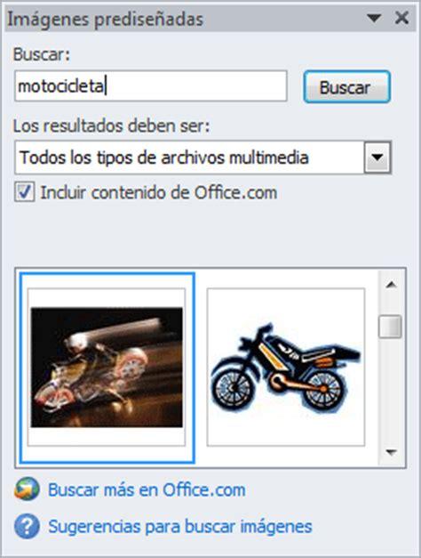 insertar imagenes vectoriales en word curso gratis de word 2010 aulaclic 11 im 225 genes y gr 225 ficos
