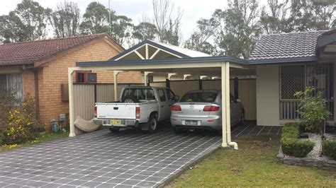 20 building an enclosed garage from lean to metal