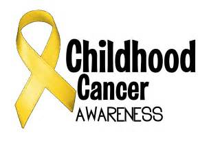 childhood cancer color it s september but more importantly it s childhood cancer