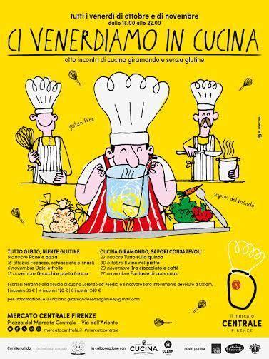 scuole di cucina firenze firenze corsi di cucina sostenibile e senza glutine