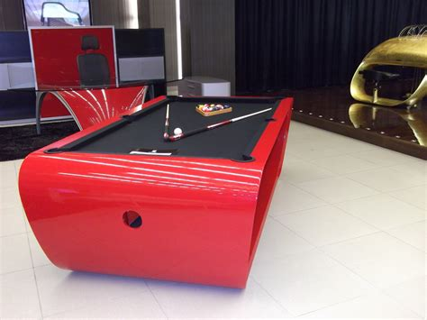 Blacklight Pool Table by Finds Blacklight Pool Table Luxury Magazine