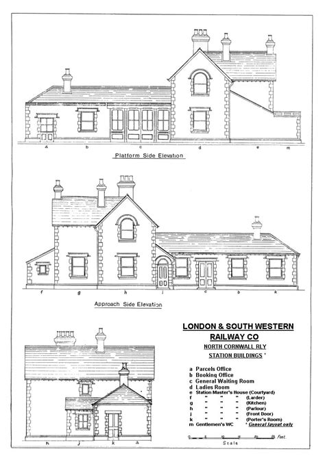 railroad house plans polzeath digital withered arm layout topics rmweb