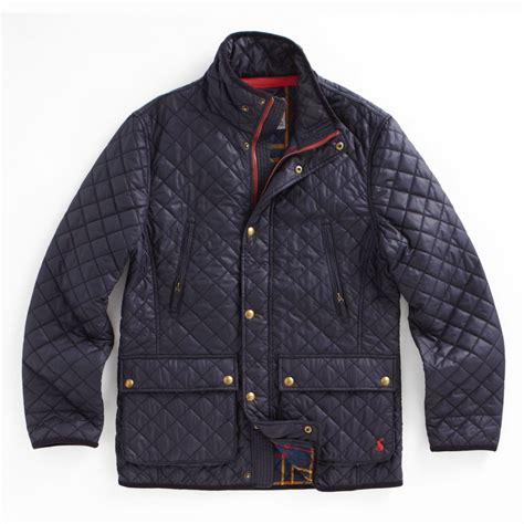 Quilted Mens Jacket by Joules Foxton Mens Quilted Jacket