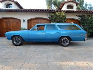 1967 Chevrolet Malibu 1967 Chevrolet Malibu Station Wagon 177018