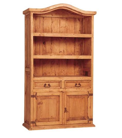 Rustic Pine Bookcase Rustic Pine Country Bookcase Rustic Furniture Pinterest