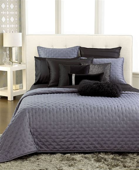 inc international concepts bedding inc international concepts bedding black incline coverlet