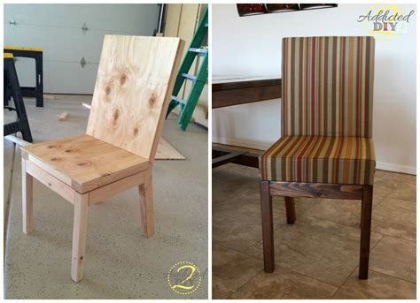 diy dining chair diy parsons dining chair diy chairs 11 ways to build