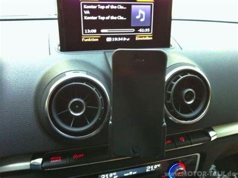 Audi Iphone Halterung by Oben3 Iphone 5 Halterung Audi A3 8v 8va 8vs