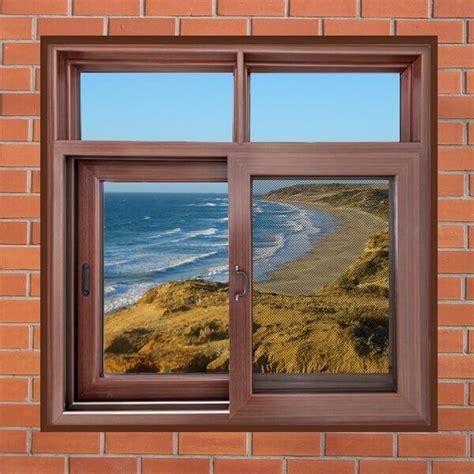 Easy Slide Windows Designs Sliding Window From Fenesta