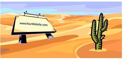 lost website getting website traffic