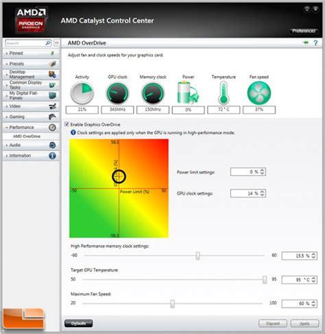 amd gpu fan control amd radeon r9 290 4gb video card review page 13 of 14
