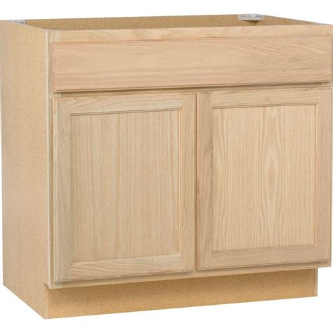 Kitchen Sink Base Cabinet Home Depot by Assembled 36x34 5x24 In Sink Base Kitchen Cabinet In