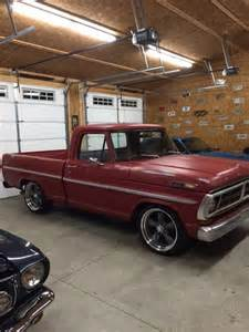 1970 Ford F100 For Sale 1970 Ford F 100 Patina F100 Shop Truck