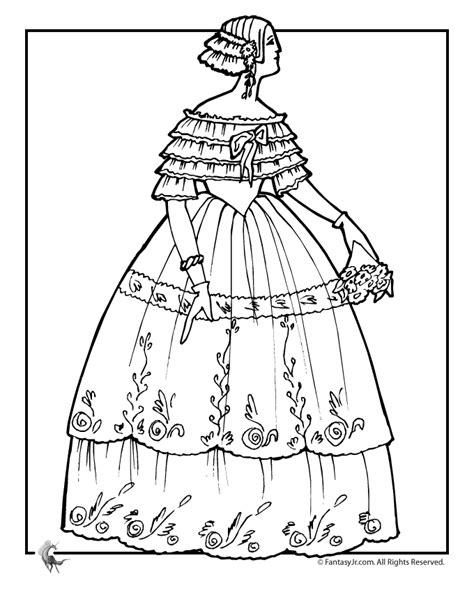 victorian coloring pages az coloring pages