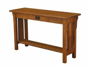 elliot mission sofa table for 550 00 in living room