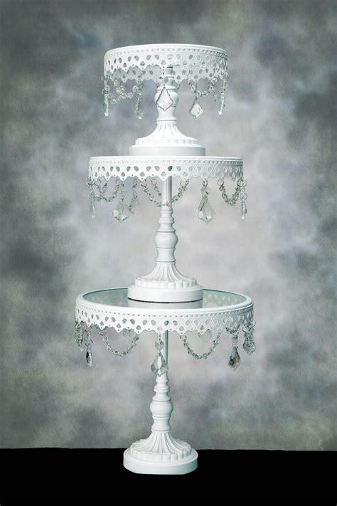 How To Make A Pedestal Cake Stand cake stands pedestal set of 3