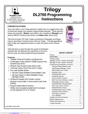 Alarm Lock Trilogy Dl2700 Manuals Trilogy Dl2700 Template