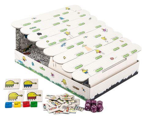 doodle jump board ravensburger doodle jump board 4005556266081 ebay