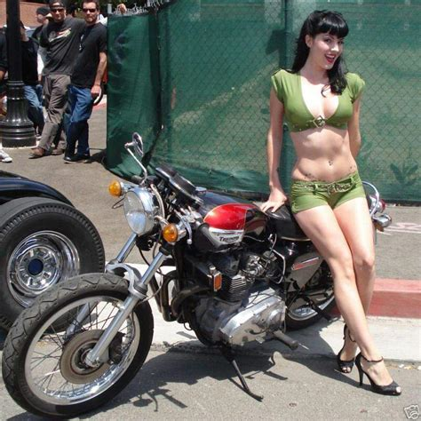 Motorrad Babes by Hot Moto Speed Hot Bikes Hot Images