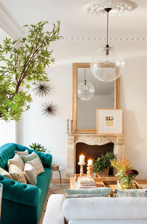 chimeneas muy bien decoradas