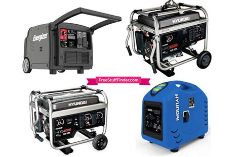 up to 33 generators free shipping today only