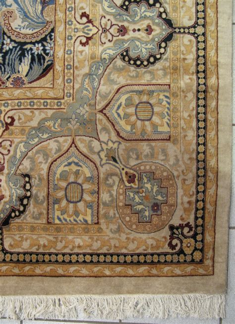 Fine Isfahan Arts Crafts By William Morris 12x18 Area 12x18 Area Rugs