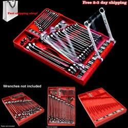 wrench socket organizer holder craftsman tool sorter chest