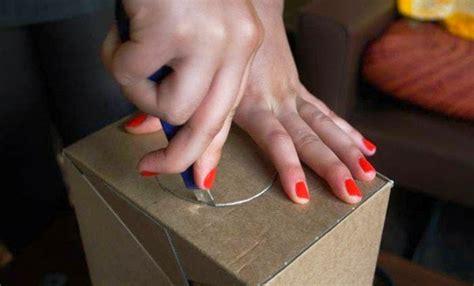 Kain Proyektor cara membuat proyektor smartphone dari kotak sepatu