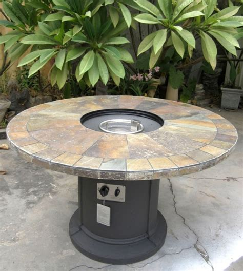 slate outdoor dining table outdoor slate pit outdoor dining table