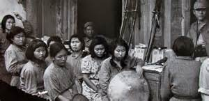 comfort women were not forced into prostitution