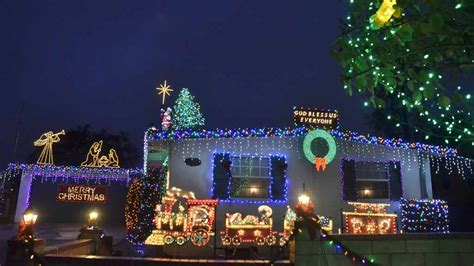 best christmas lights in san diego joy to san diego the best and the brightest in 4 minute