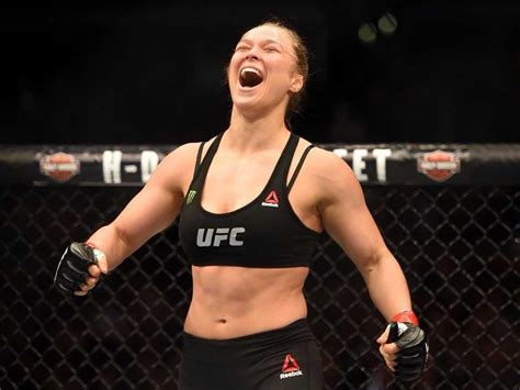 ronda rousey chion ronda rouseys greatest fear camel toe the mma standard