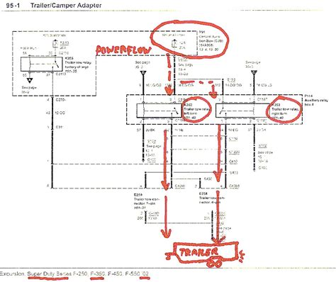 ford  tail light wiring diagram wiring diagram