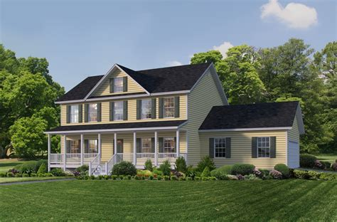farmhouse plans with photos cherokee farmhouse ii welcome to trinity custom homes