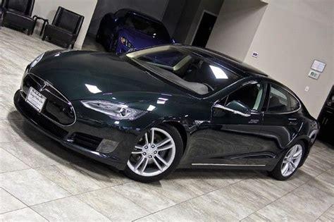 Model S Tesla Msrp 2013 Tesla Model S 60 Kwh Sedan Msrp 74k Smart Air