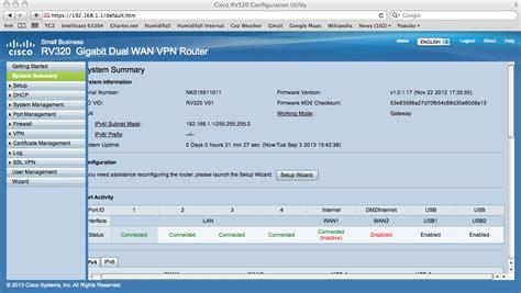 rv320 degrading performance small business routers rv320 degrading performance small business routers