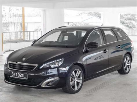 peugeot singapore peugeot 308 sw photos pictures singapore stcars