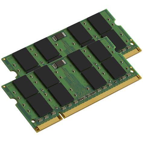 1gb 2gb Ddr2 800 by Kingston 2gb Ddr2 800 Mhz So Dimm Memory Kit Kta Mb800k2