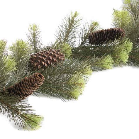 large artificial pine garland christmas garlands