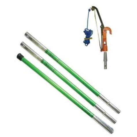 Home Depot Pole Ls landscaper ph 12 tree pruner package with three 6 ft poles ls 6pkg 8 the home depot