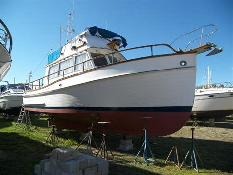 boats for sale in ct used 1978 grand banks boats 32 sedan for sale in westbrook