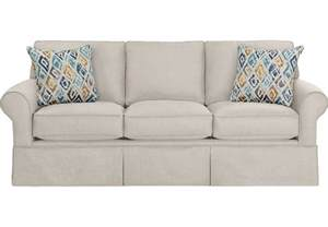 provincetown linen sleeper sofa sleeper sofas beige - Linen Sleeper Sofa