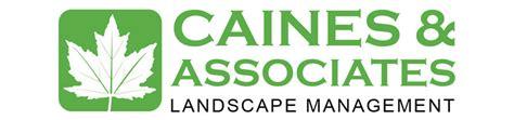 caines associates landscape management services page