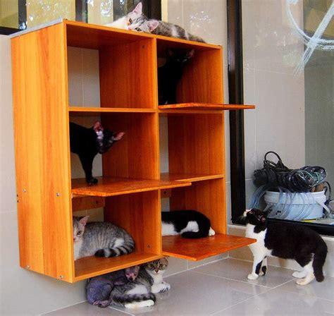 Kandang Kucing Ram Kawat kandang kucing yang baik untuk kucing peliharaan