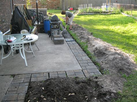 installing a french drain in backyard home design great patio pavers and patio furniture with