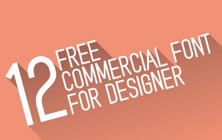 download font desain grafis 12 commercial font terbaru gratis untuk desainer grafis