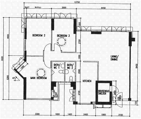 hdb floor plan cantonment close hdb details srx property