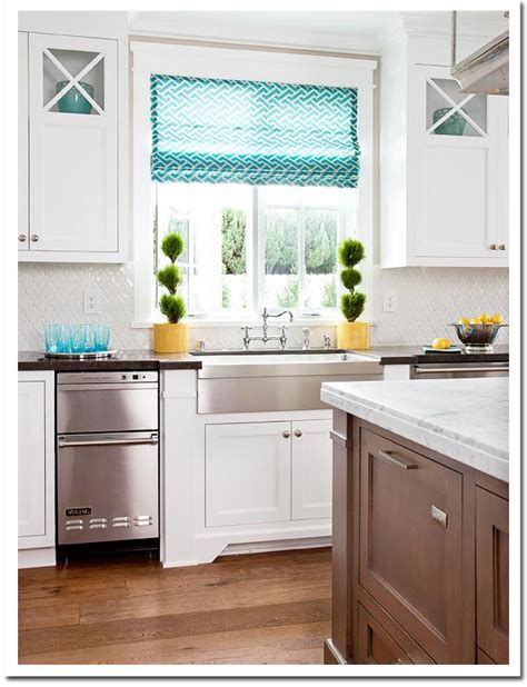 how to decorate a white kitchen classic white kitchen pops of color decor cecy j