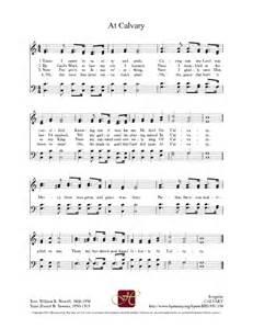 at calvary hymnary org