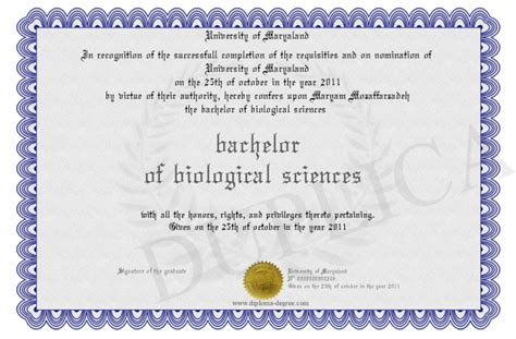 bachelors degree in biology bachelor of science in biology salary